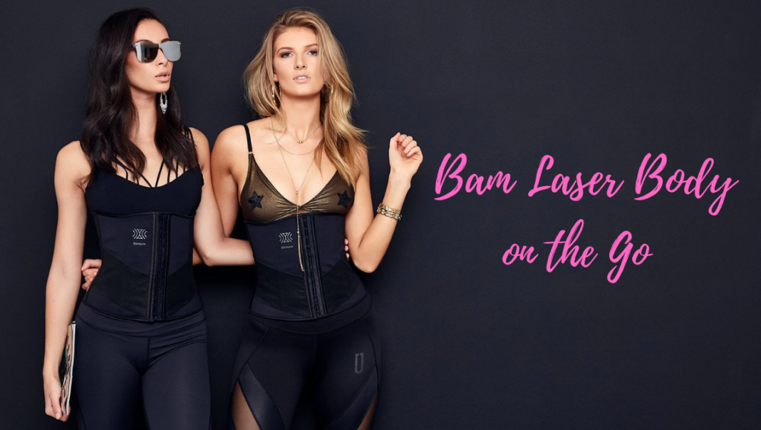 Stylish Bam Laser Body on the Go Pieces